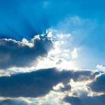 Idyllic Wallpaper Skies Above Peaceful Heaven