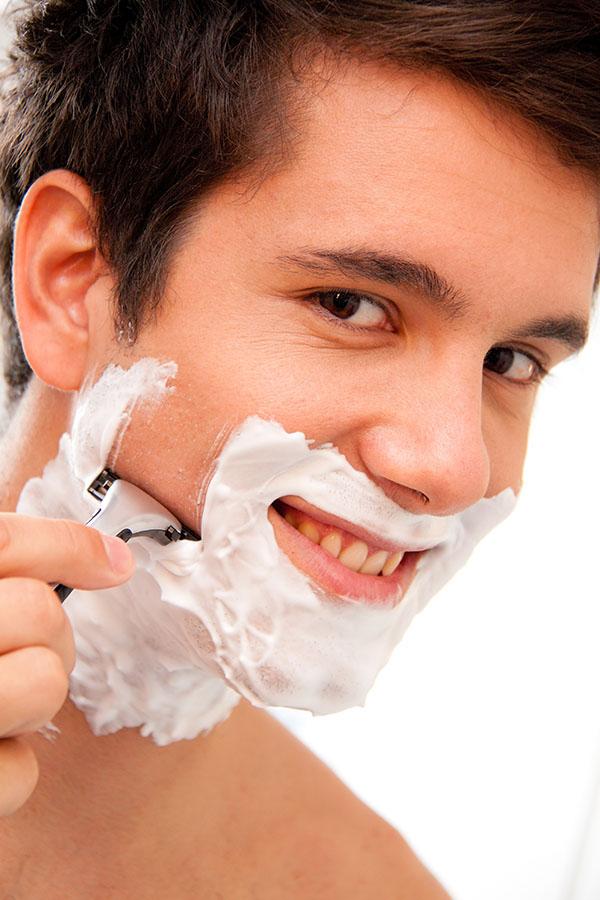 barbering på penis