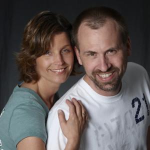 Maren og Sven Weum